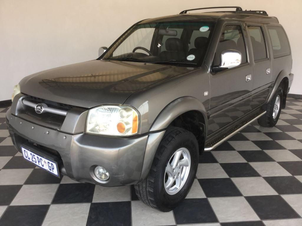 Used 2.2 for sale at We Sell Cars - Used 2008 GWM 2.2 Multiwagon 4x2 ...
