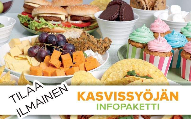 Tilaa kasvissyöjän infopaketti! https://oikeuttaelaimille.fi/kasvissyonti/tilaa-kasvissyojan-infopaketti