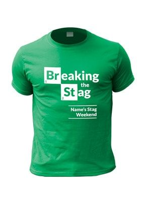 e2923e2f Breaking Stag Personalised T-shirt | Stag Do | Stag t shirts, Shirts ...