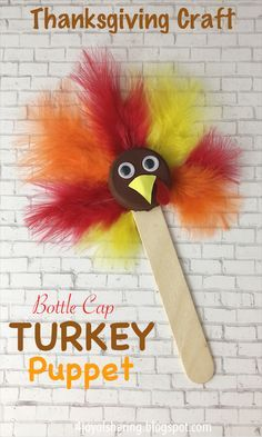 Thanksgiving Turkey Craft For Kids