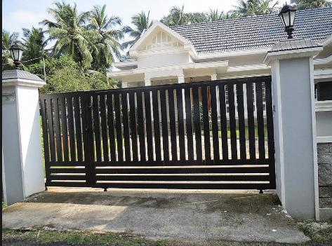 Pin By Kissang Cablayda On Baaaiiiy Pinterest Gate Design House