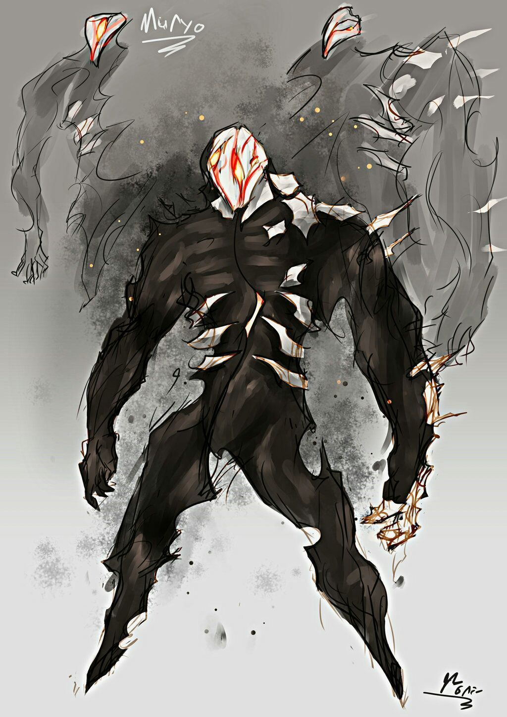 the real monster (rwby x god reader) - (y/n)'s forms   Grimm