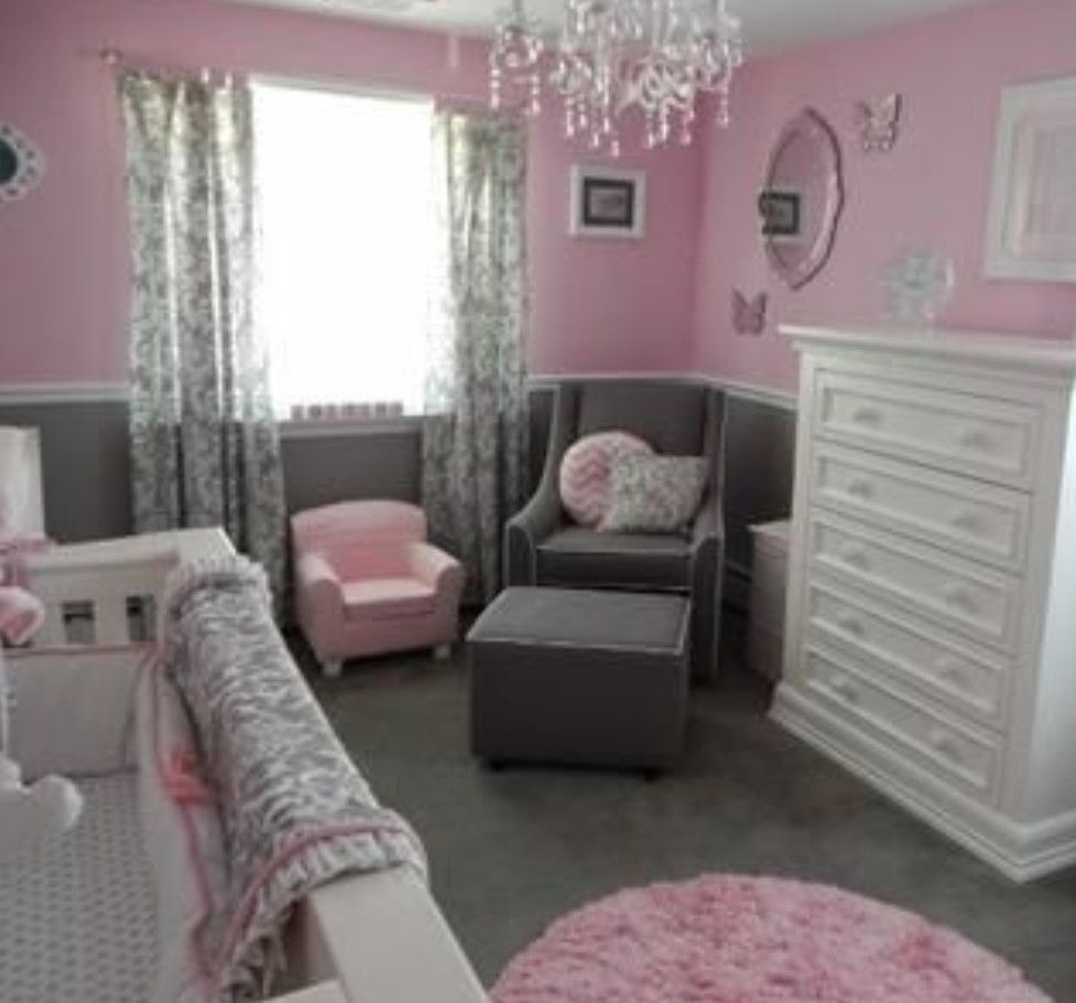 Pin By Shawn Mcquaige On Baby Girl Nursery Pinterest Bebe