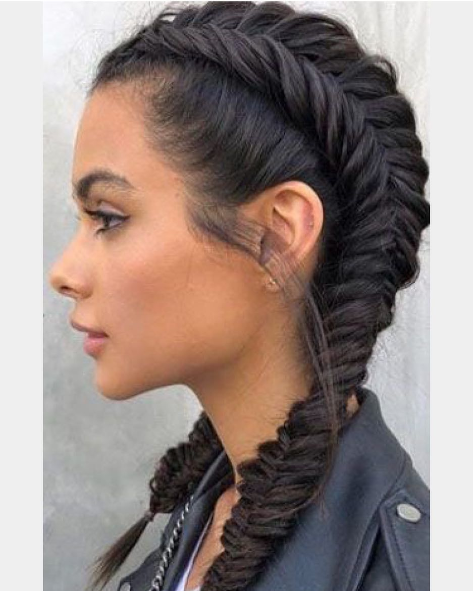 50 Gorgeous Braided Hairstyles Hairstyles Hairstyles For Medium Length Hair Hairstyles For Short Hair Hairs Hair Styles Hair Hacks Cute Hairstyles For Teens
