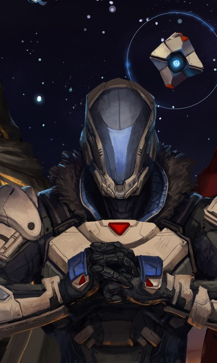 Destiny Destiny 2 Titan Ghost With Images Destiny Destiny Bungie Destiny Titan Armor