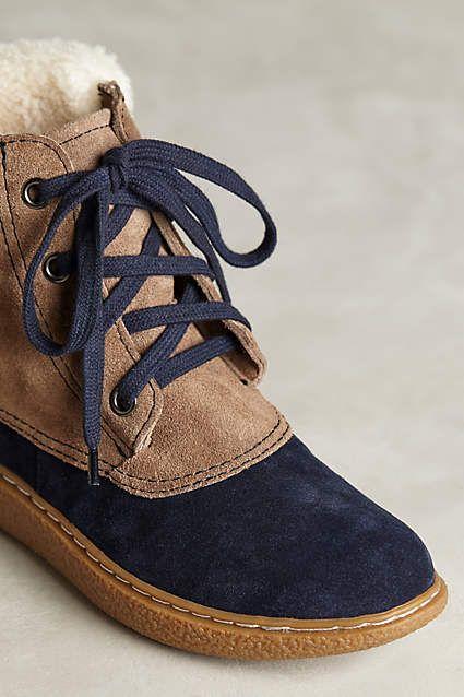 All Black Snow Season Boots - anthropologie.com
