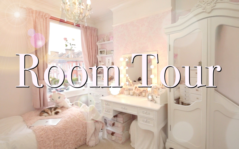 ROOM TOUR (Shabby Chic Princess Room!) | Freddy My Love | ARTSY ...