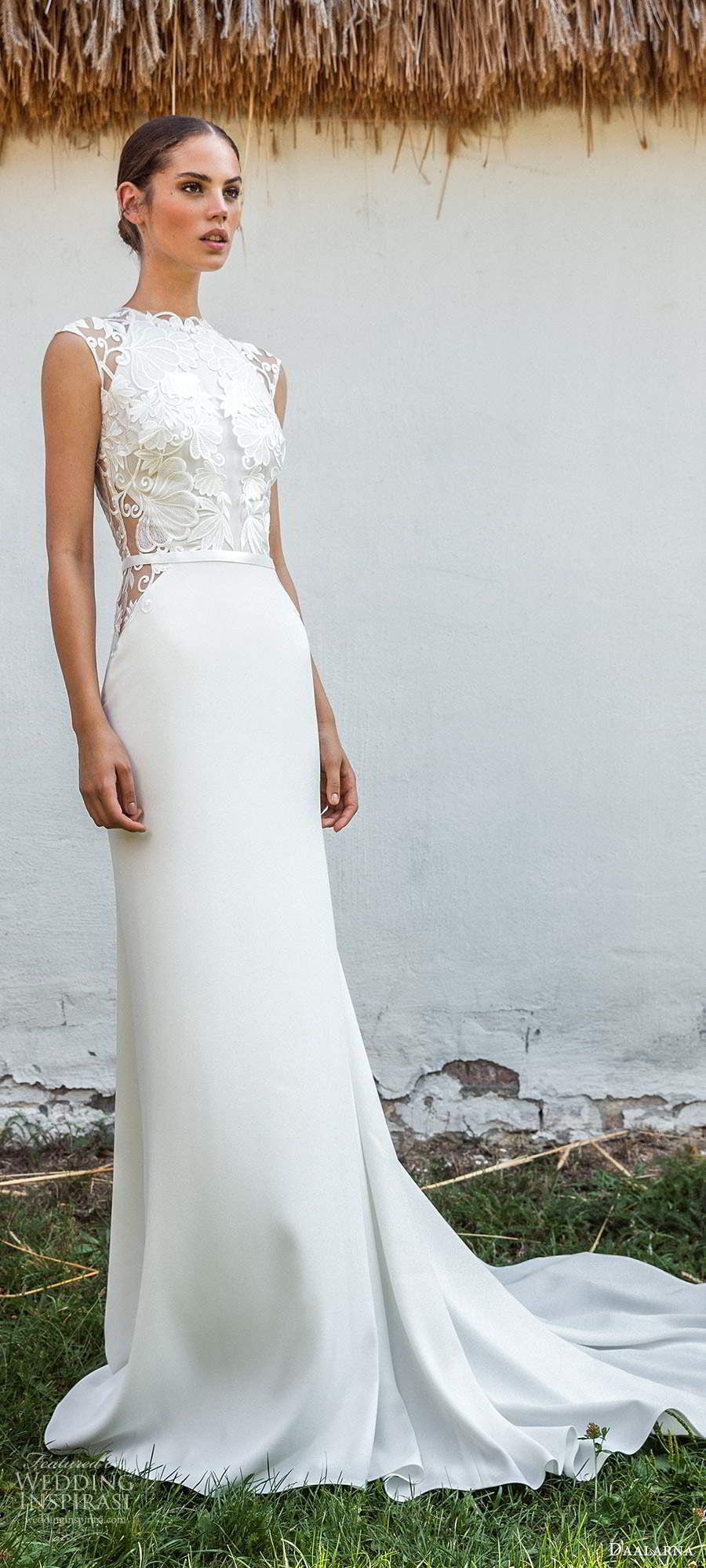 "Daalarna Herbst 2020 Brautkleider – ""Folk"" Bridal Collection   – * Latest Wedding Dresses & More…"