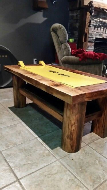 Jeep Coffee Table Butternut Wood Pictures Gallery