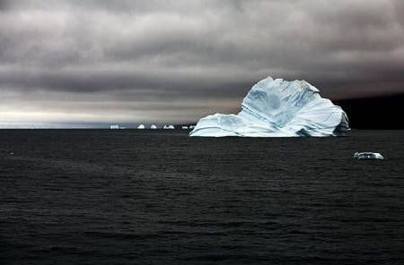 Camille Seaman,  Grounded Iceberg, East Greenland