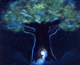 árbol mujer