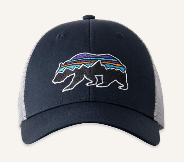 7b74ce1c Patagonia Fitz Roy Bear Trucker Hat – Man Outfitters | Projects to ...