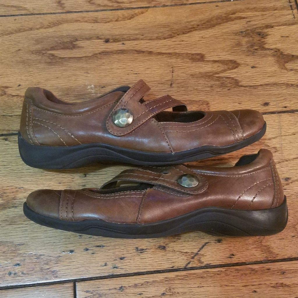 Clarks Artisan shoes 9 1/2 wide | Black