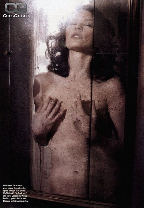 Catherine zeta jones fake nude