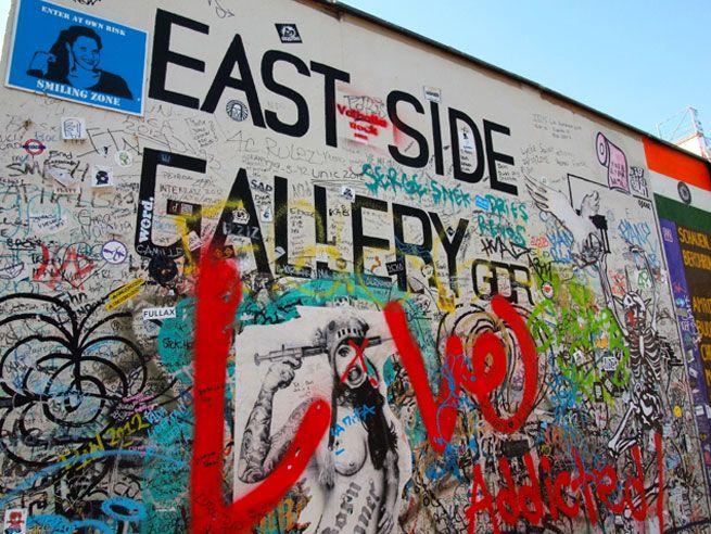 6 Free Things To Do In Berlin Berlin Wall East Side Gallery Europe Travel