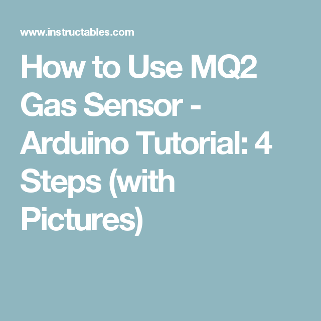 How to Use MQ2 Gas Sensor - Arduino Tutorial | Raspberry pi