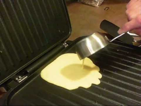 How To Cook Scrambled Eggs On The George Foreman Grill How To Cook Eggs George Foreman Grill Cooking On The Grill