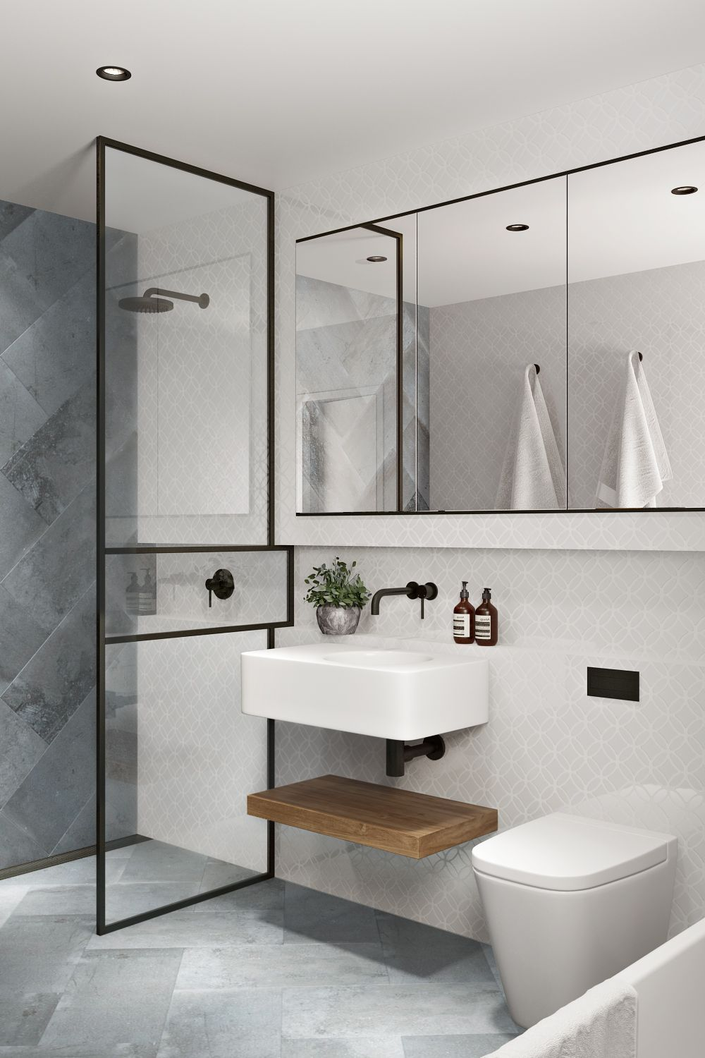 Pyrmont Gloss Round Mosaic Tile | Mosaic Tiles | TileCloud Bathrooms ...