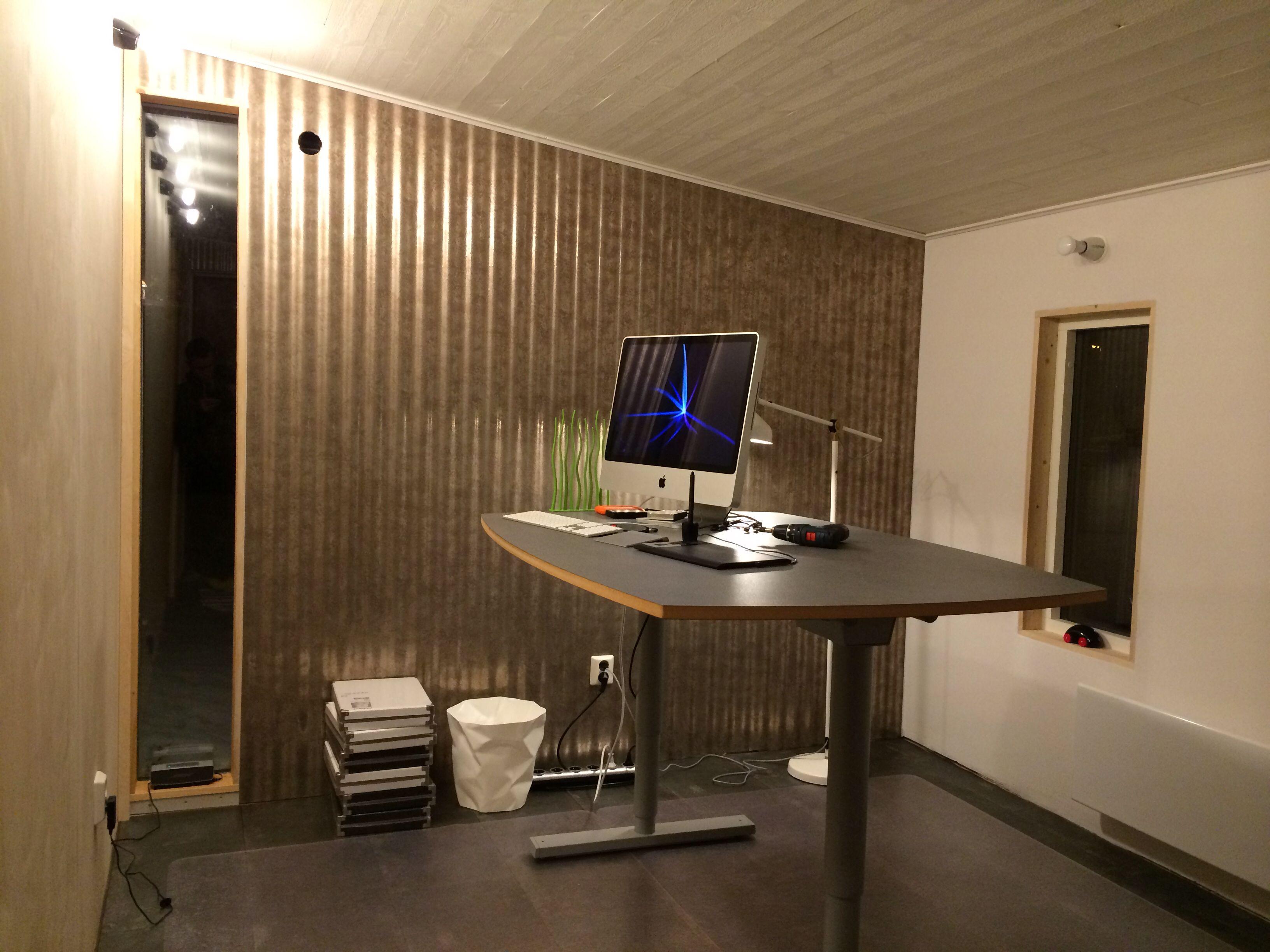 Kontor Friggebod 15kvm Industridesign Industrial Design