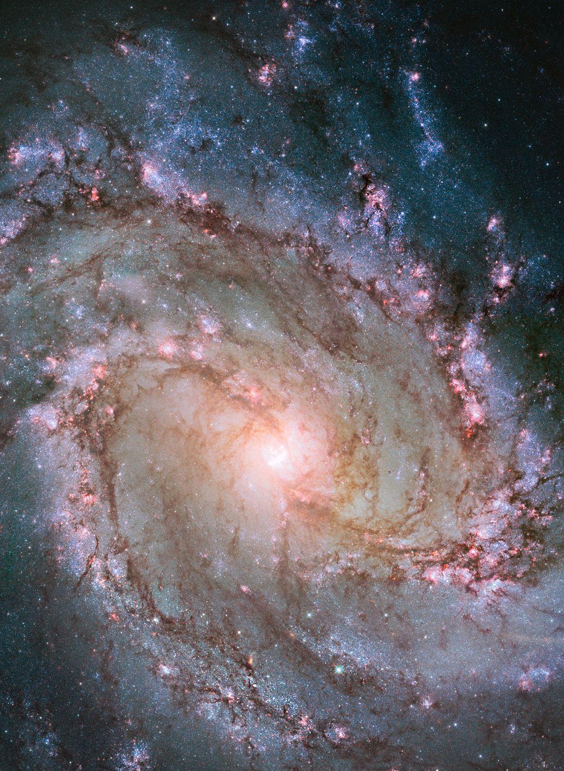 тоже фотографии планет с хаббла театральный