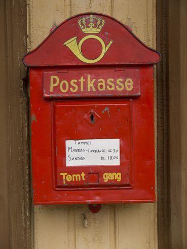 norwegian post