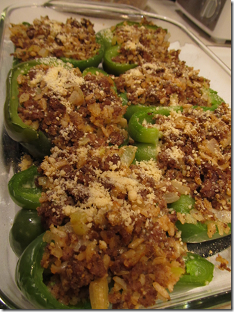Stuffed Bell Pepper Stuffed Peppers Best Stuffed Pepper Recipe Peppers Recipes