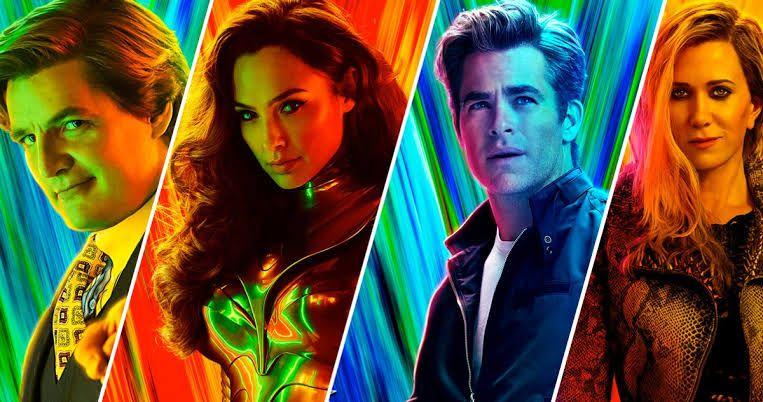 Wonder Woman 1984 Cast Release Date Review Official Trailer Wonder Woman Movies Gal Gadot