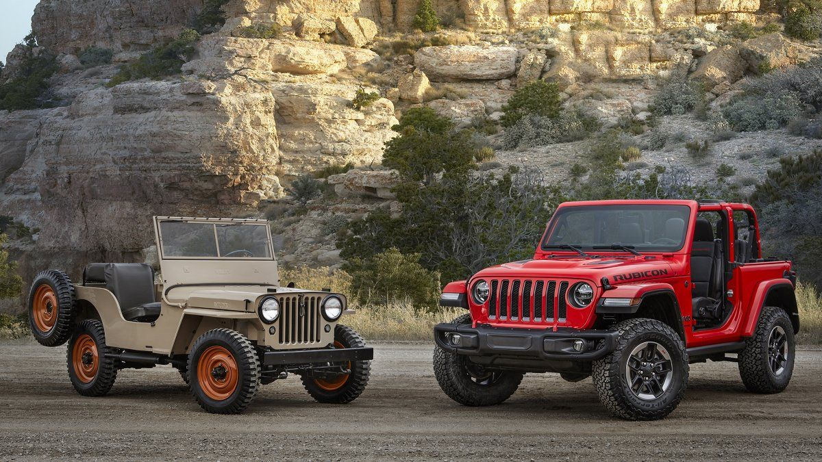 Jeep Just Made The Wrangler Even Better New Jeep Wrangler Jeep Wrangler Chrysler Dodge Jeep