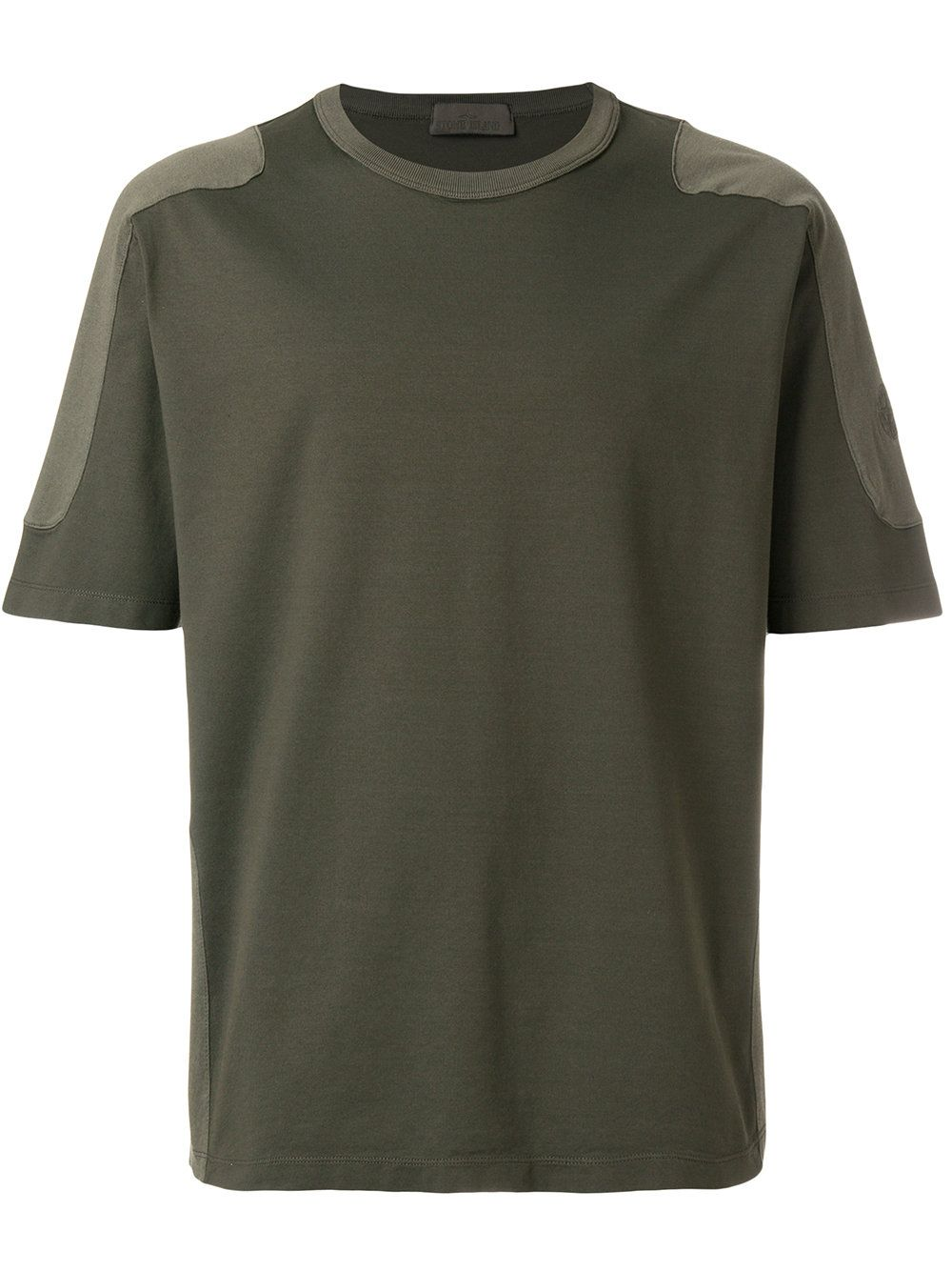 Oversized Paneled T Shirt Shirts Stone Island Sleeve Designs