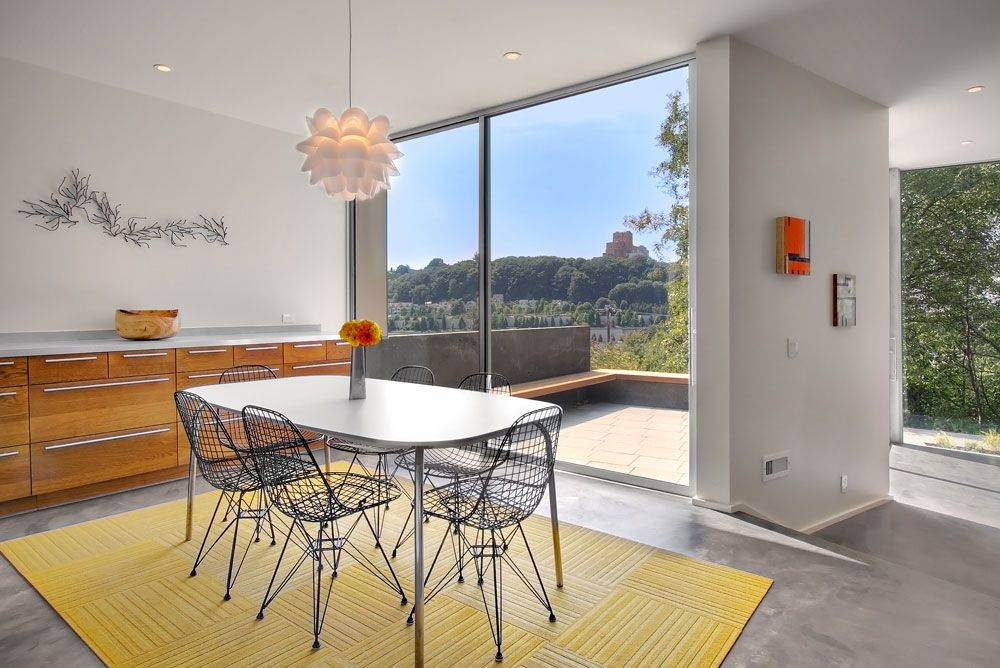 waxed concrete floor For the Home Pinterest Concrete floor