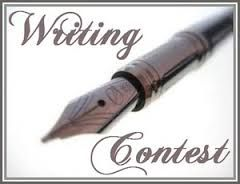 Writing contest for 7th & 8th graders. Deadline March 28