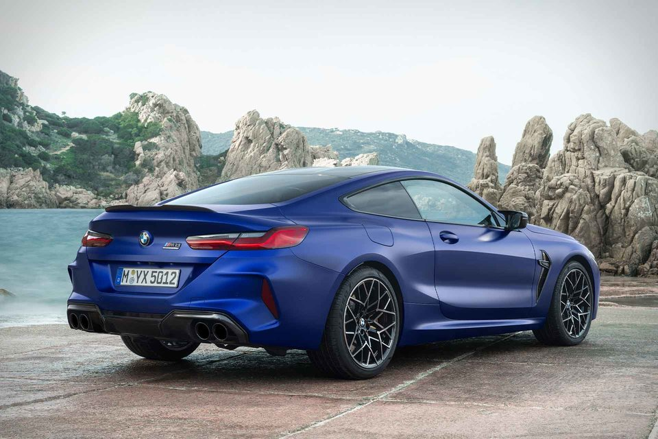 2020 Bmw M8 Coupe Convertible Bmw New Bmw Coupe