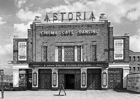 Astoria Cinema, Prestwich, Greater Manchester  Cinema