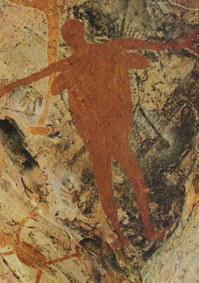 Australia - Aboriginal Rock Painting