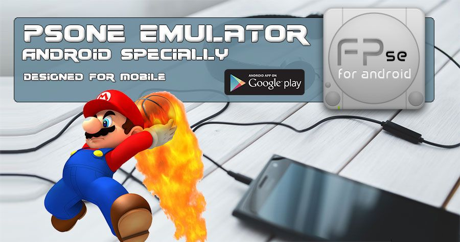 Download PS one Emulator App for Android or psx emulator
