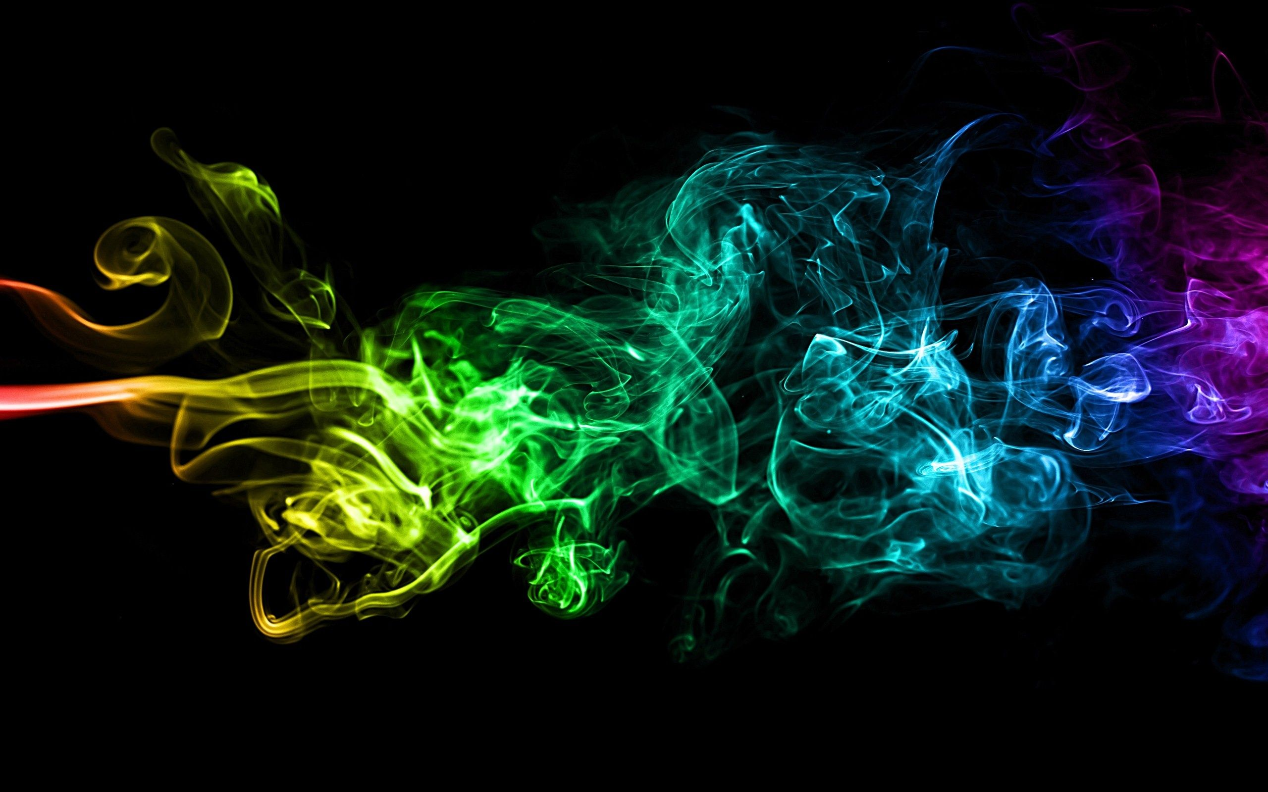 Nice Abstract Colorful Smoke Art Background Image In 2019