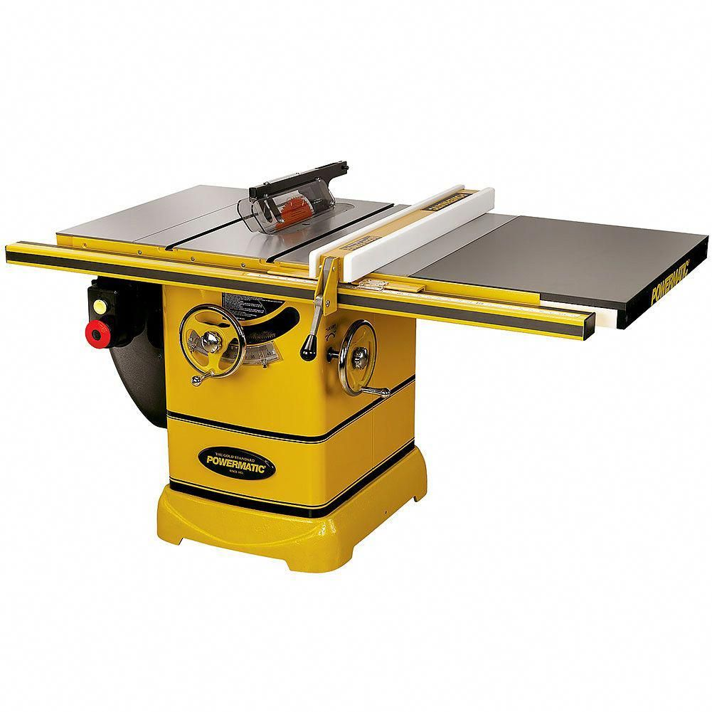Matic 10 Table Saw 3 Hp 30 Fence Pm2000 From Craft Supplies Usa The Award Winning Sets A New Standard For Innovation With An