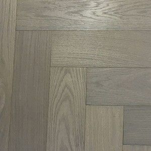 E214 Lightly Fumed & Smoked MicroBevelled Oak Parquet