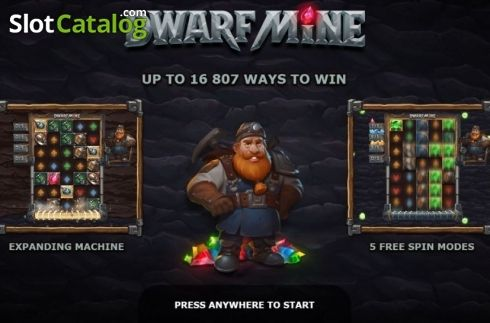 Spiele Dwarf Mine - Video Slots Online