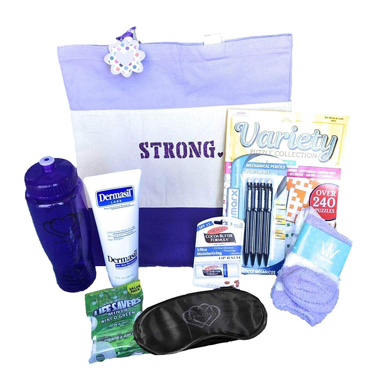 Chemo gift bag gifts for new moms chemo gift bags