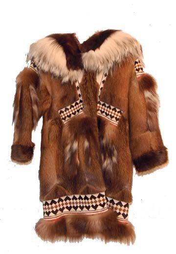 YUPIK PARKA  http://www.alaskanativearts.org/social-media