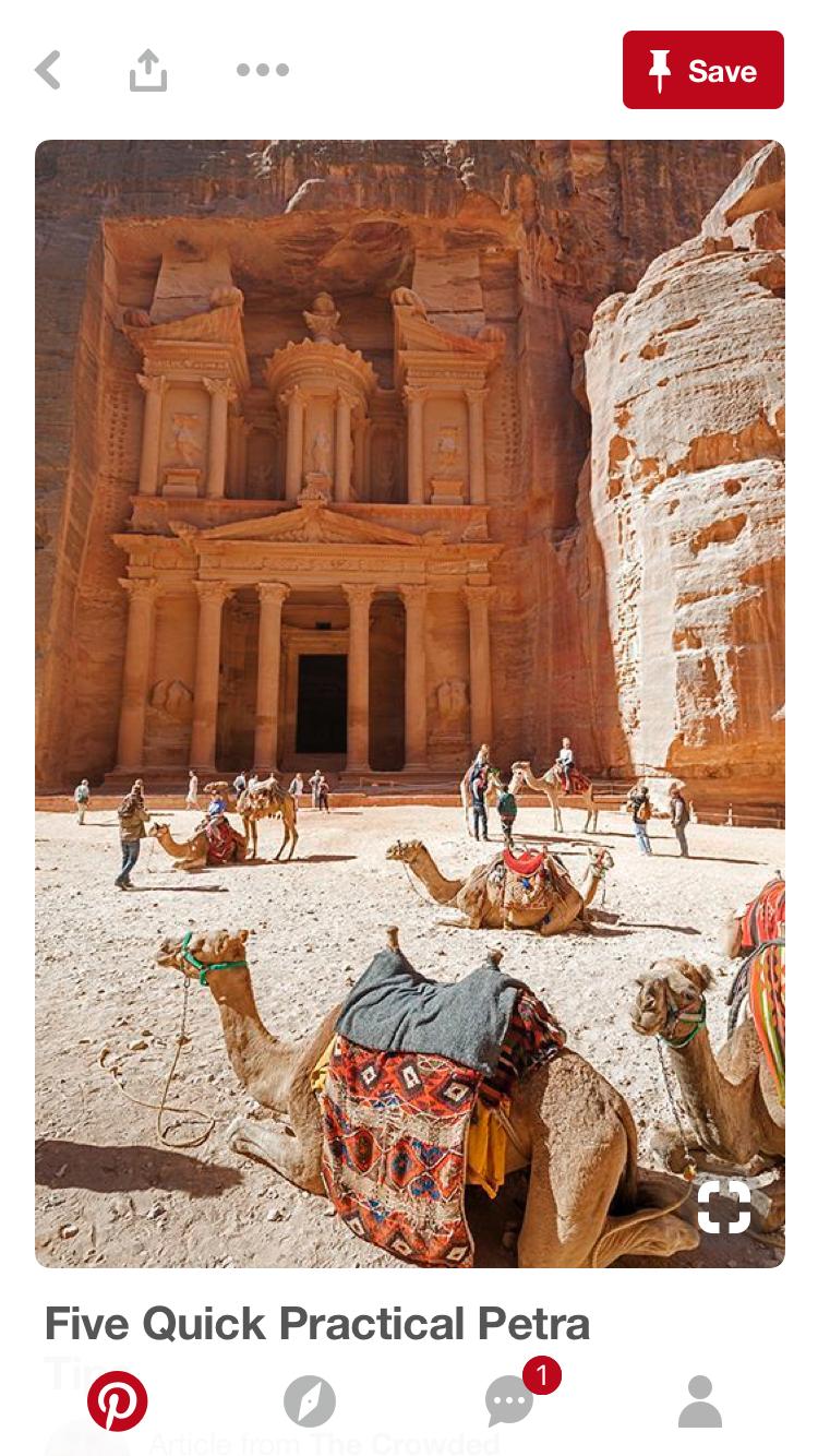 e55cc4d20ba36 Pin by Brenda Schupbach on The Holy Lands | Travel, Jordan travel ...