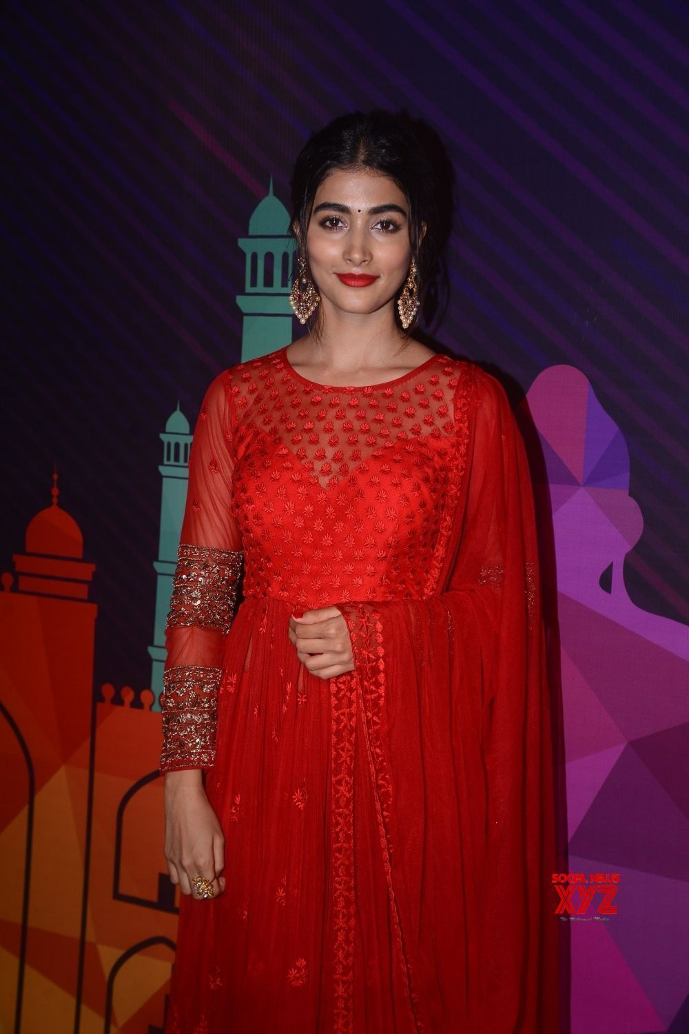 Mumbai Fbb Colors Femina Miss India 2018 Pooja Hegde Gallery Social News Xyz Photos Fbb Colors Feminamissindia2018 Poojahegde