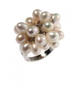 Pearl Bundle Ring. warinternational.org
