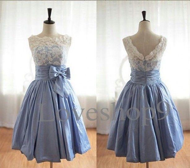 mooie jurk voor een bruidsmeisje