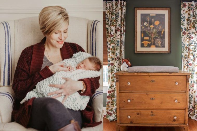 Home Town Host Erin Napier Shares a Look Inside Baby Helen's Nursery