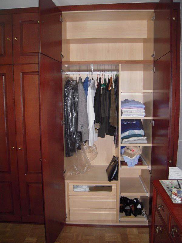 Fabricamos a medida armarios armario armarios a medida - Armarios empotrados madrid ...