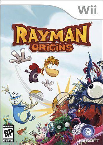 Rayman Origins Nintendo Wii Ubisoft Http Www Amazon Com Dp