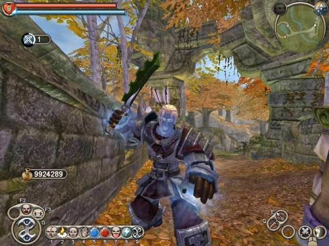Fable 1 Pc Games Gameplay Fables Chapter Leopard Toms