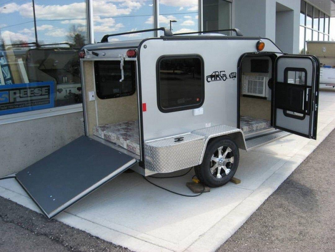 41 Diy Utility Trailer To Camper Conversion Abchomedecor Camping Trailer Cargo Trailer Camper Utility Trailer